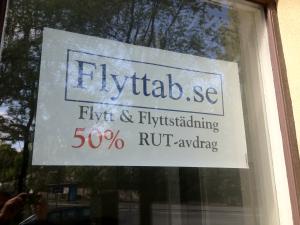 Flyttfirmor Stockholm