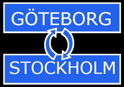 Flyttfirma stockhom Göteborg
